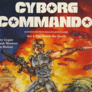 Episode 4: Cyborg Commando