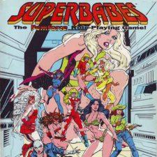 Episode 8: SuperBabes—The Femforce RPG