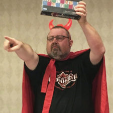Episode 12.5: NTRPG Con Wrap-up…with Satan!