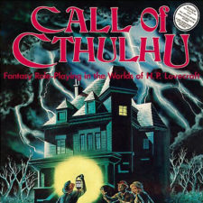 Episode 13: Call of Cthulhu