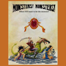 Episode 16: Monsters, Monsters!