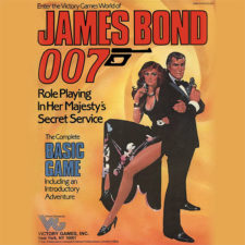 Episode 18: James Bond: 007 by Victory Games