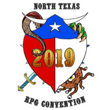 Episode 18.5: North Texas RPG Con 2019