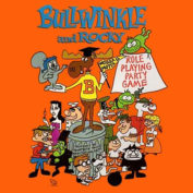 Episode 19: Bullwinkle and Rocky Roleplaying Party Game by TSR