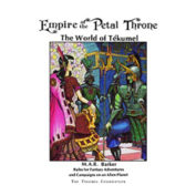 Episode 24: Empire of the Petal Throne by TSR