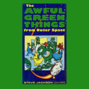 Episode 25: Awful Green Things from Outer Space by SJG
