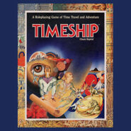 Episode 26: Timeship by Yaquinto Publications