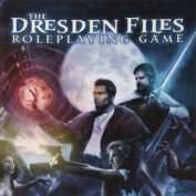 Episode 27: Dresden Files by Evil Hat Productions