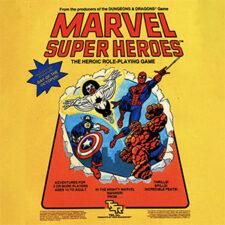 Episode 31: Marvel Super Heroes by TSR