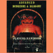 Episode 34: AD&D Players Handbook by TSR